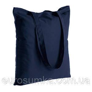 Хлопковая сумка с логотипом от 100 шт. под печать