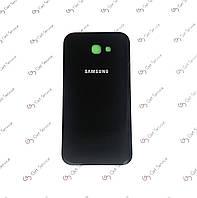 Задняя крышка корпуса для Samsung Galaxy A7 2017 A720 Black