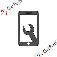 Задняя крышка корпуса Samsung Galaxy S7 Edge G935 Silver