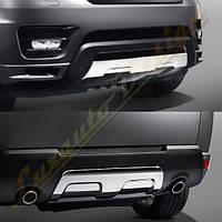 Защиты бамперов для Range Rover Sport L494