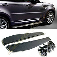 Пороги-подножки для Range Rover Sport L494, фото 1