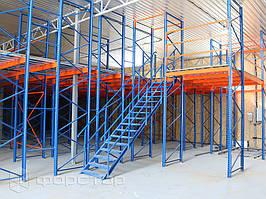 Общая площадь хранения 800 кв.м.