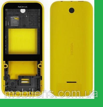 Nokia 225 Dual Корпус желтый