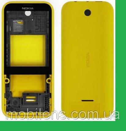Nokia 225 Dual Корпус желтый, фото 2
