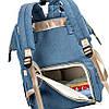 Сумка-рюкзак для мамы Baby Mo, фото 4