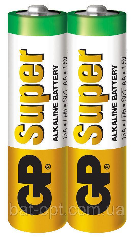 "Батарейка ""GP"" Super Alkaline LR6"