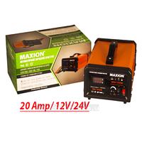 Зарядное устройство MAXION MX-122420 (12V/24V, 20Ah)