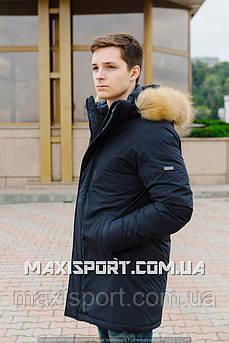 Куртка мужская удлиненная Freever (182) 48