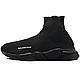 Женские кроссовки Balenciaga Speed Trainer Black, фото 2