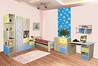Подростковая мебель «Юнга»    Сич