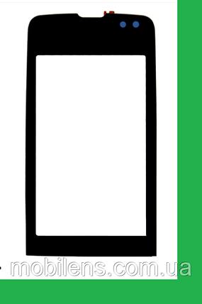 Nokia 311 Тачскрин (сенсор) черный, фото 2