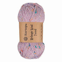 Kartopu Melange Wool Tweed(меланж вул твид)