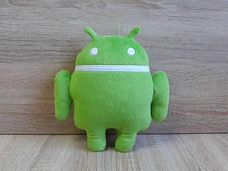 Мягкая игрушка Андроид Энди ручная работа