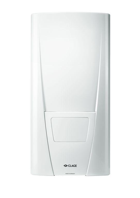 Электрический проточный водонагреватель Clage DBX 24