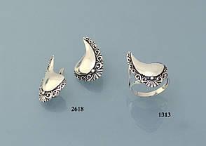 Серьги из серебра 925 пробы., фото 2