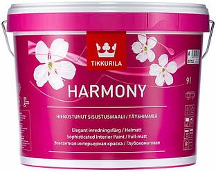 Краска акриловая Harmony Tikkurila интерьерная база А 9л