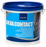 Клей Kiilto Akva Contact 3 кг - водорозчинний контактний клей