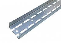 Посилений профіль для дверних прорізів UA 50 ( 1.5 мм ) 3м.