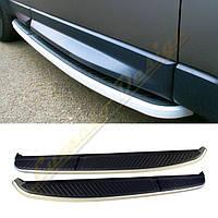 Пороги-подножки для Range Rover Sport L320, фото 1