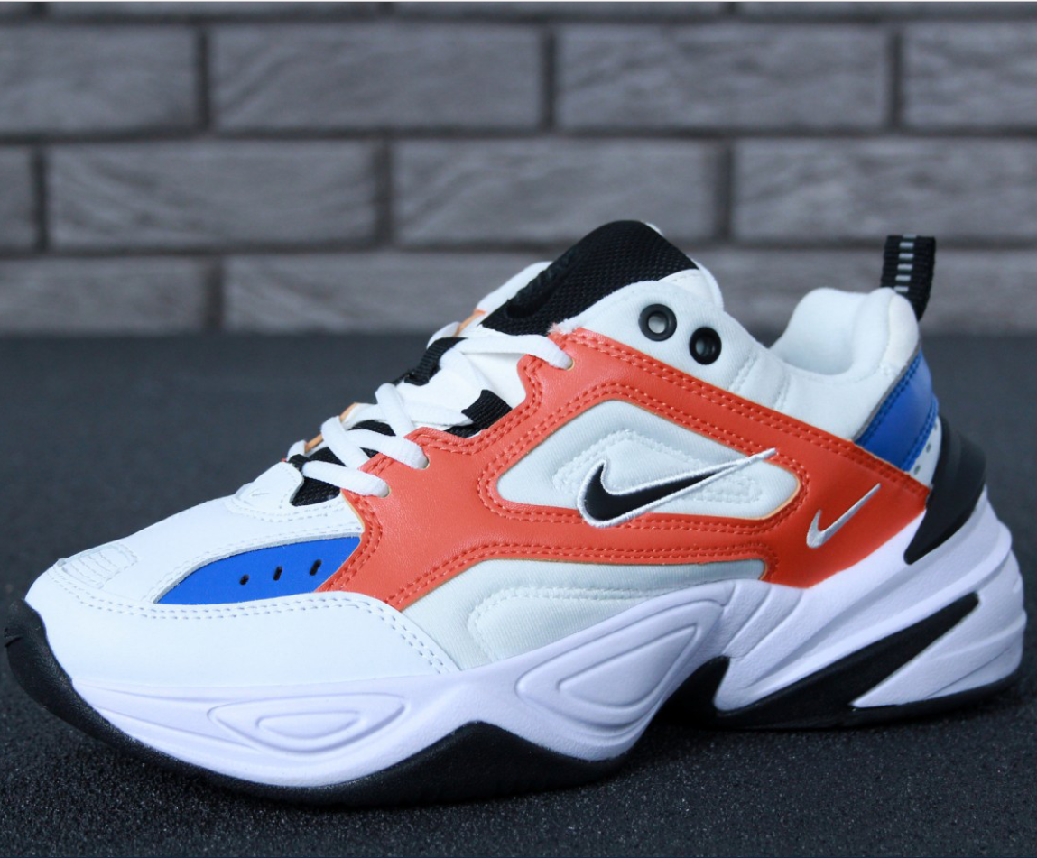 Мужские кроссовки Nike M2K Tekno White