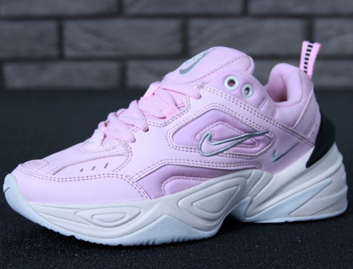 a1431894 Женские кроссовки Nike M2K Tekno Pink - интернет-магазин обуви «Walking» в  Киеве