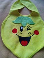 Слюнявчики непромокаемые для малышей