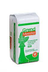 Торфяной субстрат GrondMeester GM3 SOUR 0-20 мм, NPK 14:16:18 (1кг/м³), pH-кислый 250л