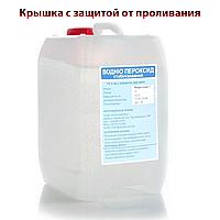 Перекись водорода 35%, 10кг в канистре, медицинская, пергидроль для обеззараживания, очистки воды в бассейне