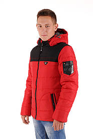 "Зимняя куртка Lutter ""Boston"" red"
