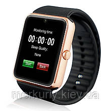 Часы смарт Smart Watch gt08 Gold умные