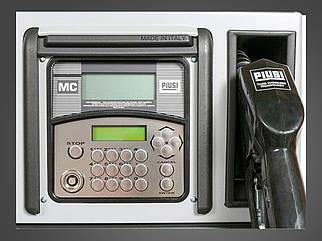 Мини АЗС Piusi Cube 70 MC 12V (50 пользователей)