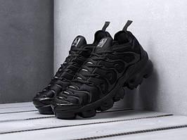 Мужские черные кроссовки Air Vapormax Plus