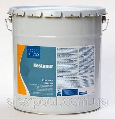 Клей Kiilto Kestopur CS 2К (24кг + 3кг) поліуретановий
