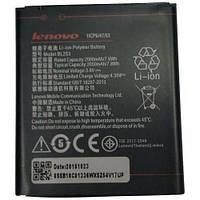Аккумулятор на Lenovo BL253, 2000 mAh Оригинал