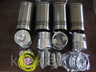 Комплект поршневой JAC 1020 (YSD490) (Джак 1020)