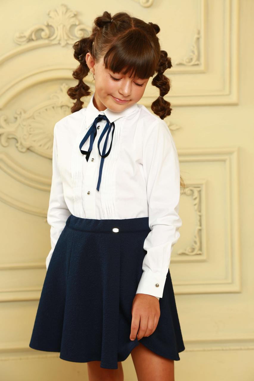 Модная юбка в школу