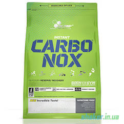 Энергетик карбо углеводы Olimp Carbo NOX (1 кг) олимп strawberry
