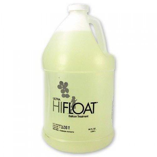 Hi-float Ultra (хай-флоат ультра), полимерный клей для шаров 2,84 л., США
