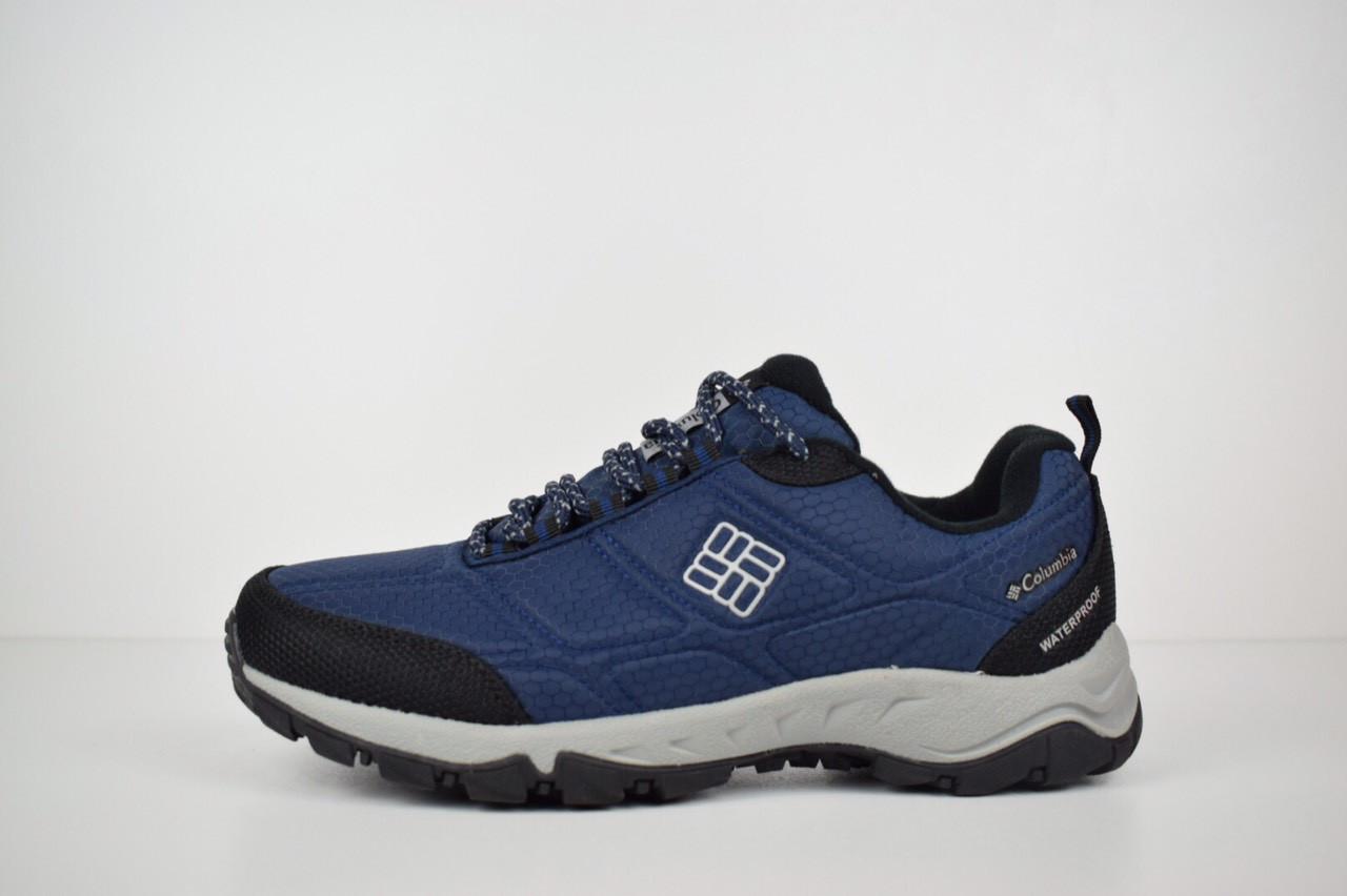 Зимние мужские ботинки Columbia Firecamp синие 3148  продажа 4a2a5becbfe61