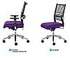 Кресло офисное низкое Lordo DAUPHIN Германия, фото 4