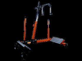 Домкрат-тележка для снятия/установки колес 1500кг, BAHCO, BH8AC3-1500, фото 2