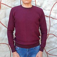 Джемпер мужской бордовый Tony Montana