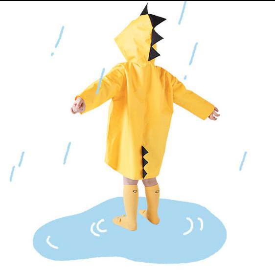 Детский дождевик Динозавр