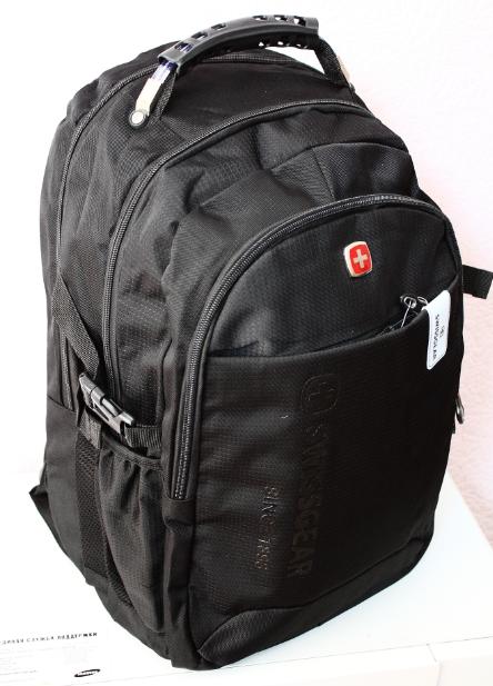 Рюкзак swissgear 7232 USB & AUX & дождевик
