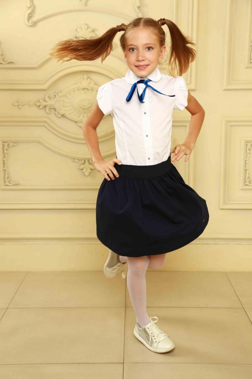 Модная школьная юбка