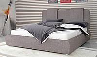 Ліжко з м'яким узголів'ям Елеонора
