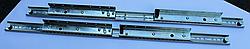Механизм для тяжелого раздвижного стола 1200/840 ТЛ-03