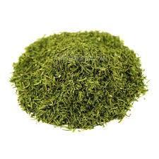 Кріп зелень сушена