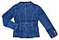 Джинсовая куртка для девочек, Венгрия, S&D, 158-164, арт. KK-511 ,, фото 2
