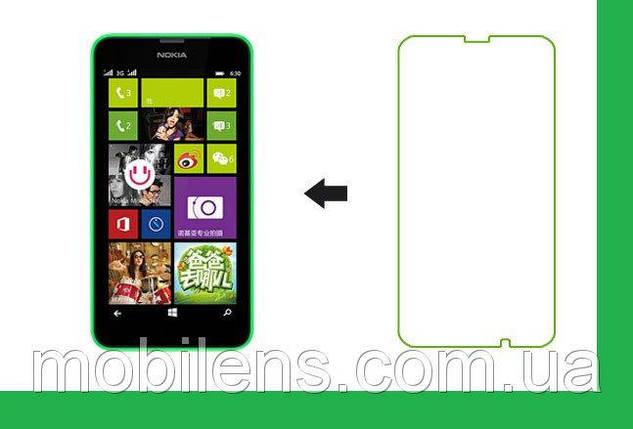 Nokia 630 Lumia Защиное стекло, фото 2
